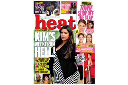 heat Magazine Subscription – Fifteen Issues