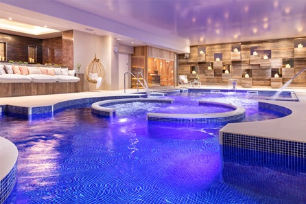 Holistic Hug Experience with Lunch and 60 Minute Treatment for Two at the Luxury 4* St Michaels Resort