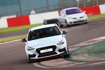 Hyundai i30 N Performance Eight Lap Professional Race Driving Tuition