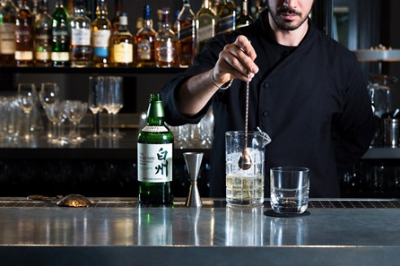 Japanese Whisky Masterclass for Two at Peter Street Kitchen's Rikyu Bar, Manchester