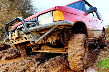 Junior 4x4 Off Road Taster