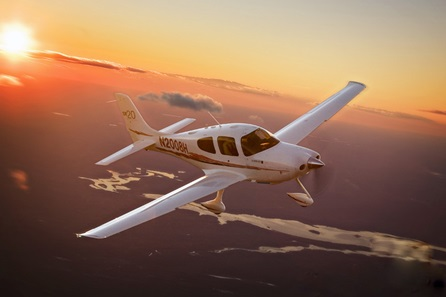 Land Away Double Flying Lesson