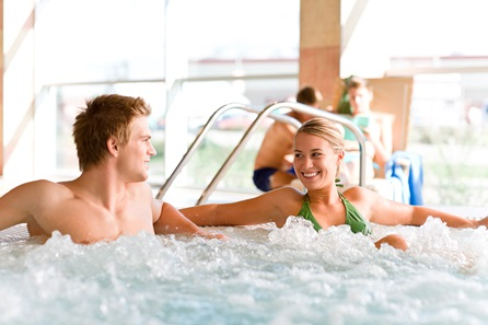 Lovers Lazy Day with Two Treatments for Two at Bannatyne Health Clubs
