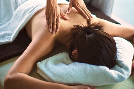 Luxury Spa Day with Treatment and Cream Tea for Two at a Marriott Hotel