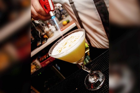 Mad Mixology Masterclass for Two in an Alice in Wonderland Inspired Speakeasy Bar