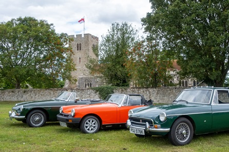 MG Classic Car Driving Experience
