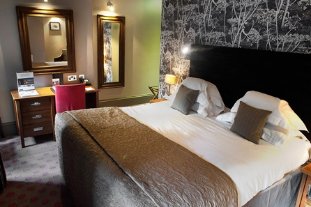 One Night Boutique Escape for Two at Jesmond Dene House