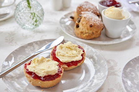 One Night Break with Afternoon Tea for Two at Laura Ashley Hotel The Manor Elstree
