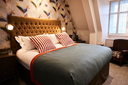 One Night City Break for Two at Bristol Harbour Hotel and Spa