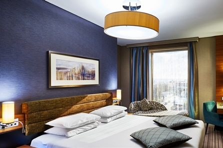 One Night City Break for Two at the Luxury Hotel La Tour, Birmingham