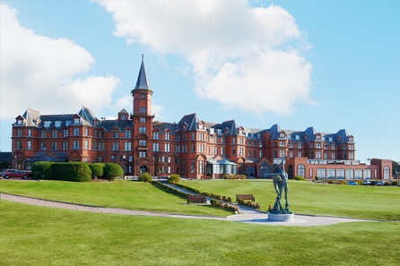 Two Night Coastal Break with Dinner for Two at the Luxury 4* Slieve Donard Resort and Spa
