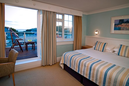 Two Night Cornish Coast Escape for Two at the St Michael's Hotel & Spa, Falmouth