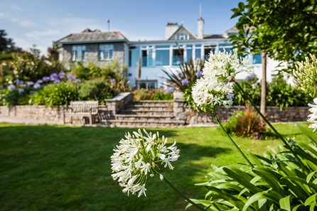 One Night Cornish Coast Escape with Dinner for Two at the St Michael's Hotel & Spa, Falmouth