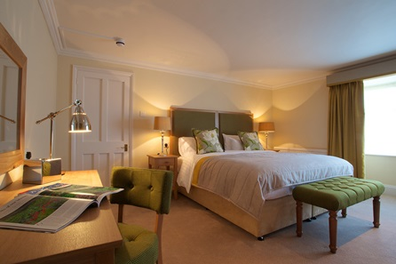 Two Night Devon Break for Two at the Luxury Country House Highbullen Hotel