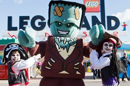 One Night Family Break with LEGOLAND® Windsor Resort Tickets