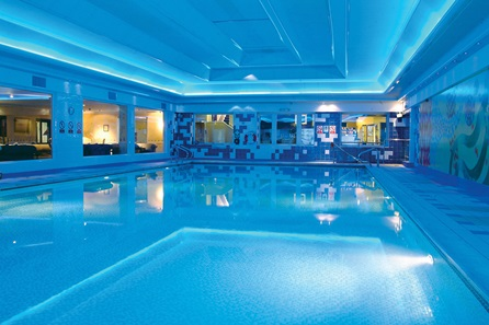 One Night Fylde Coast Spa Break with Dinner for Two at the Dalmeny Resort Hotel