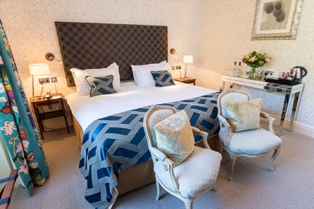 One Night Lake District Break for Two at Storrs Hall on The Lake, Windermere