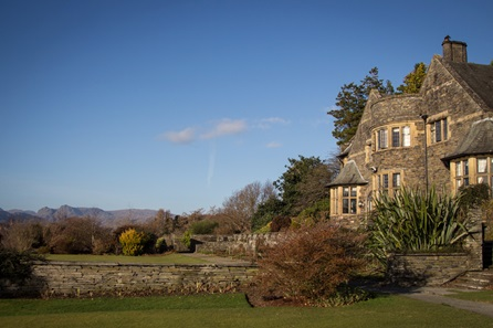 One Night Lake District Break for Two at Cragwood Country House Hotel, Windermere