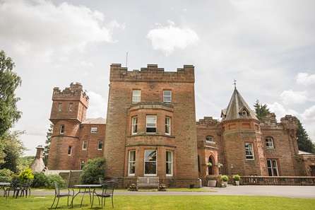 One Night Scottish Country Escape with Dinner for Two at the Friars Carse Estate