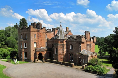 One Night Scottish Country Escape for Two at the Friars Carse Estate