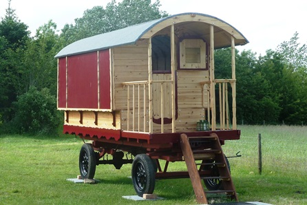 Two Night Gypsy Caravan Break for Two
