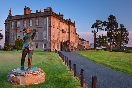 Play Golf Like a Pro with Tuition, Round and Lunch at the Dalmahoy Hotel & Country Club, Edinburgh