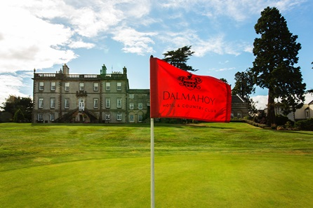 Play Golf Like a Pro with Tuition, Round and Lunch for Two at the Dalmahoy Hotel & Country Club, Edinburgh
