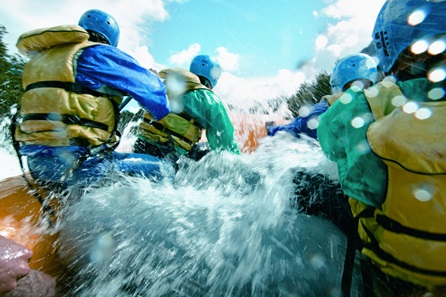 White Water Rafting for Two
