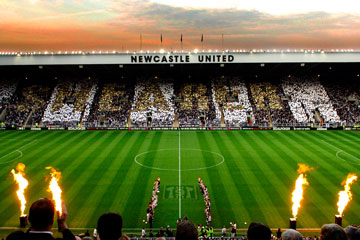 Premier Stadium Tour And Lunch Experience For One at Newcastle Utd FC