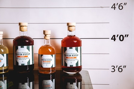 Receive Your Smuggled Prison Hooch Cocktails to Your Front Door with Alcotraz's Criminal Bootleggers
