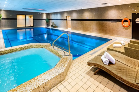 Seaside Unwind Spa Day with Treatments and Prosecco Lunch or Afternoon Tea for Two