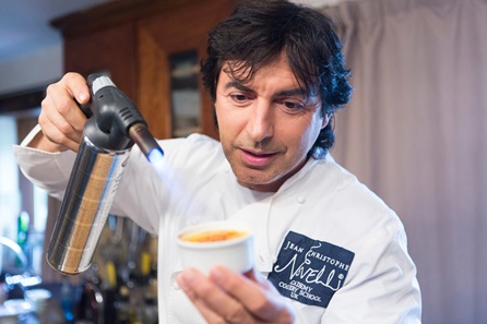 Simply Novelli Hands On Cookery Course with Jean-Christophe Novelli
