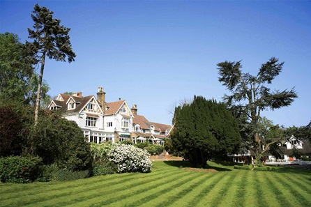 Spa Day with Lunch and Treatment for Two at the Luxury 4* Rowhill Grange Hote