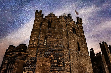 Stargazing for Two at the Beautiful Raby Castle