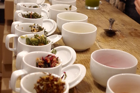 Mum and Me Tea Blending Workshop for Two with Bird and Blend Tea Co.