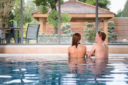 Thermal Spa Experience and Lunch for Two at the Luxury Galgorm Resort and Spa