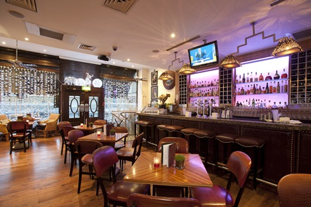 Three Course Dining for Two at South African Inspired Bbar