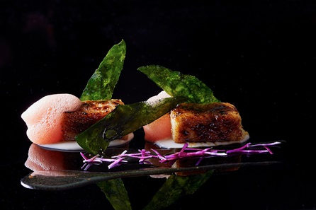 Three Course Lunch for Two at Michelin-Starred Ametsa with Arzac Instruction