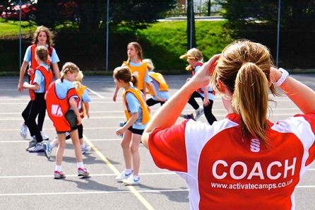 Three Day Children's Netball Coaching Workshop
