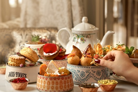Tipsy Tiffin Tea for Two at Mrs Fogg's Maritime Club & Distillery