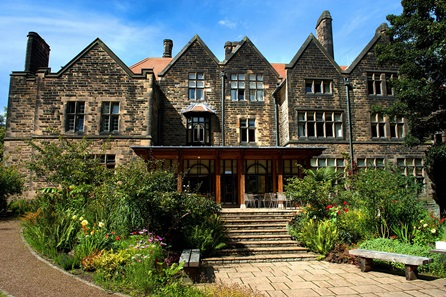 Two Night Boutique Escape for Two at Jesmond Dene House