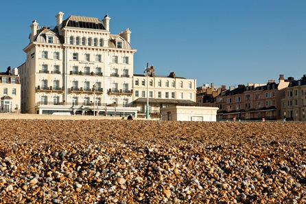 Two Night Break with Dinner for Two at the Mercure Brighton Seafront Hotel