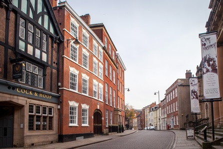 Two Night Nottingham City Break for Two at The Lace Market Hotel