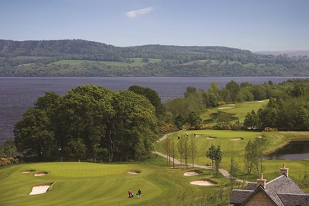 Ultimate Golf Day with 18 Holes and Lunch for Four at The Carrick Championship Course