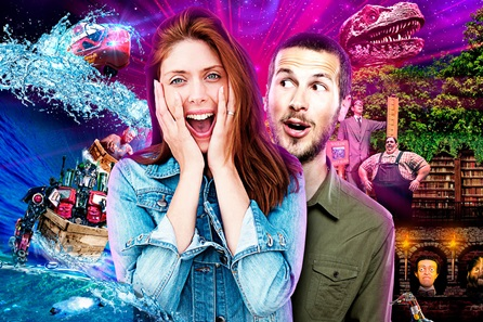 Visit Ripley's Believe It or Not! With Fast Track Entry for Two