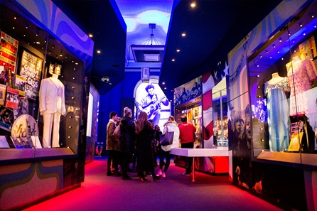 Visit to The British Music Experience for Two