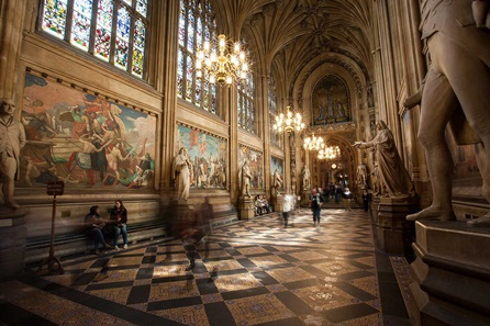 Visit to the Houses of Parliament, Afternoon Tea at The Park Plaza and River Cruise for Two