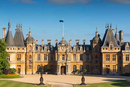 Visit to Waddesdon Manor and Afternoon Tea at Five Arrows Hotel for Two