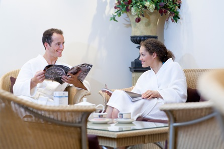 Whittlebury Hall Relaxation Spa Day with Lunch for Two