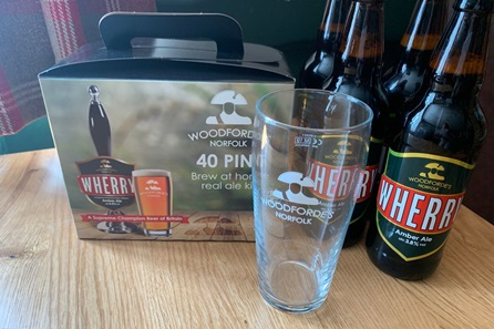 Woodforde's Brewery Home Beer Brewing Kit